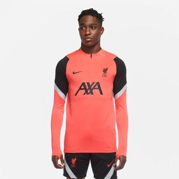 Nike Liverpool FC Dry Strike Drill shirt Heren Rood