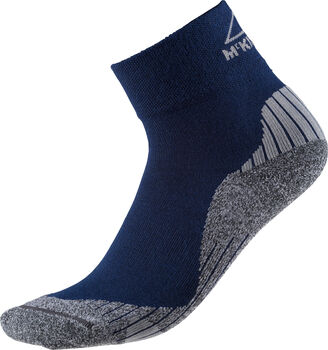 McKINLEY Flo Quarter sokken Blauw