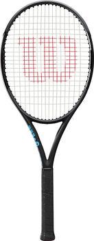 Wilson Ultra 100L BK tennisracket Zwart