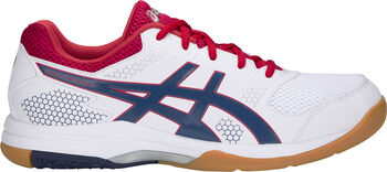 Asics GEL-Rocket 8 zaalschoenen Heren Wit