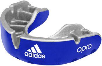 adidas Opro Self-fit Gen4 Gold bitje Blauw