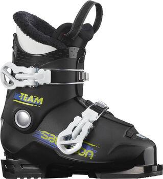Salomon Team T2 kids skischoenen Jongens Zwart