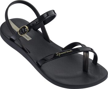 Ipanema Fashion Sandal jr slippers Dames Zwart