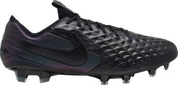 Nike Tiempo Legend 8 Elite FG voetbalschoenen Heren Zwart