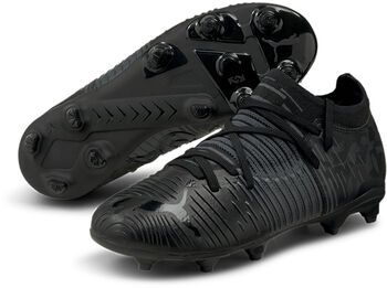 Puma FUTURE Z 3.1 FG/AG kids voetbalschoenen Zwart