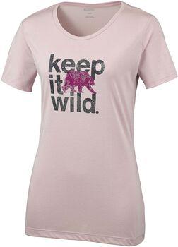 Columbia Elements III shirt Dames Roze