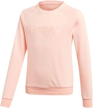 ADIDAS All Caps sweatshirt Meisjes Oranje