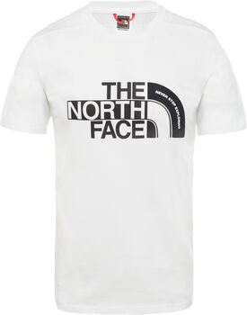 The North Face Extent P8 Logo shirt Heren Wit