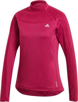 adidas Own the Run Warm coltrui Dames Paars