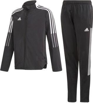 adidas Tiro Trainingspak Jongens Zwart