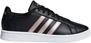 ADIDAS Grand Court sneakers Dames Zwart