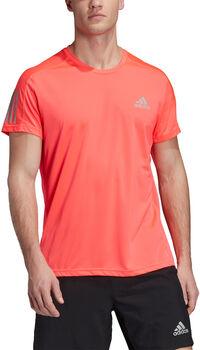 adidas Own the Run t-shirt Heren Rood
