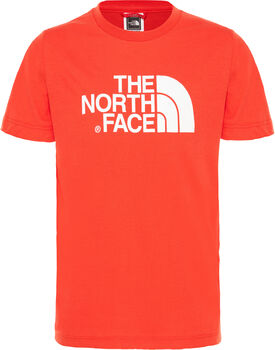 The North Face Easy shirt Jongens Rood