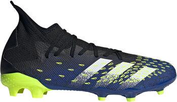 adidas Predator Freak.3 Firm Ground Voetbalschoenen Heren Zwart