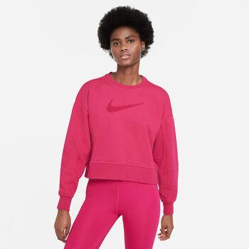 Nike Dri-FIT Get Fit shirt Dames Roze