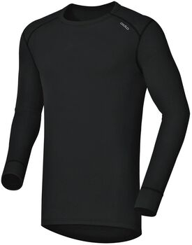 Odlo Originals Warm longsleeve Heren Zwart