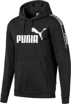 Puma Amplified Tresa hoodie Heren Zwart