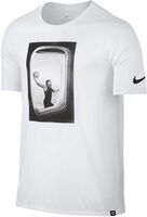 Nike Dry KD Freq Flyer shirt Heren Wit
