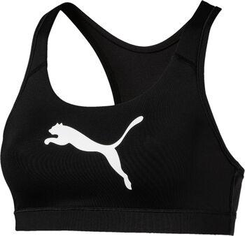 Puma 4Keeps sportbeha Dames Zwart