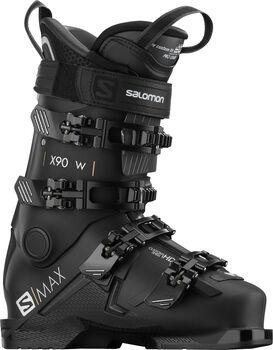 Salomon S/MAX X90 CS W skischoenen Dames Zwart