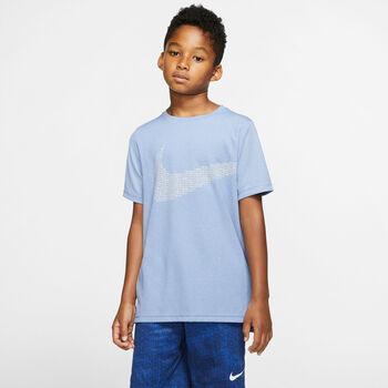 Nike Statement Performance shirt Blauw