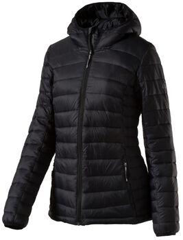 McKINLEY Kenny II hoodie Dames Zwart