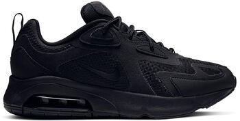 Nike Air Max 200 sneakers Dames Zwart