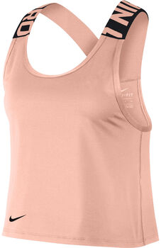 Nike Pro top Dames Rood