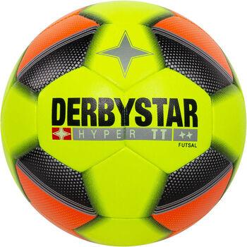 Derbystar Futsal Hyper TT voetbal Geel