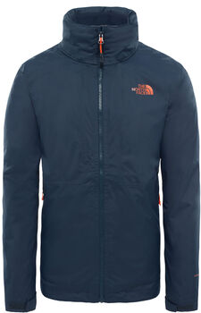 The North Face Arashi II Triclimate jack Heren Blauw