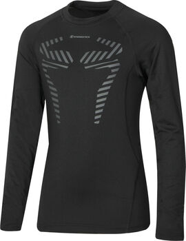 ENERGETICS Dilios X jr thermoshirt Zwart