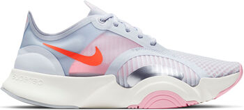 Nike SuperRep Go fitness schoenen Dames Grijs