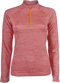 PRO TOUCH Ina II longsleeve Dames Rood