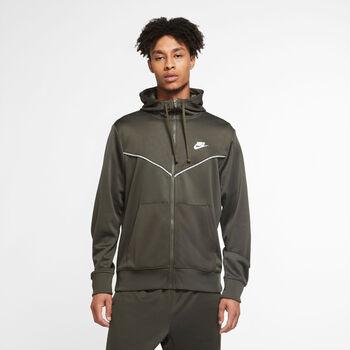 Nike Sportswear Full-Zip hoodie Heren Groen