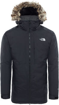 The North Face Arashi II parka Heren Zwart