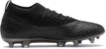 Puma Future 4.2 Netfit FG/AG voetbalschoenen Heren Zwart