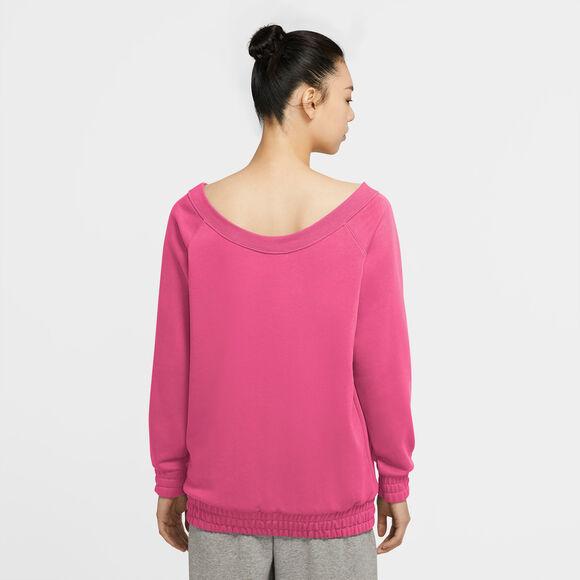 Air Fleece Long-Sleeve top