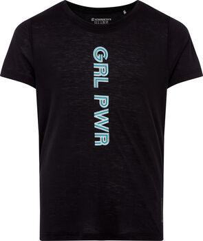 ENERGETICS Garianna kids shirt Meisjes Zwart
