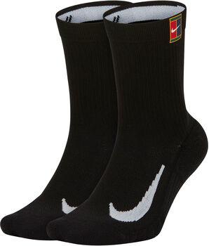 NikeCourt Multiplier Cushioned sokken Zwart