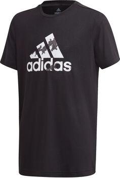 adidas AEROREADY Prime t-shirt Jongens Zwart