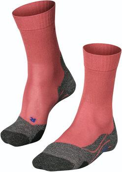 Falke TK2 Cool sokken Dames Rood