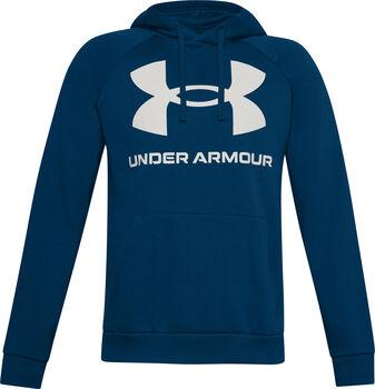 Under Armour Rival Fleece Big Logo hoodie Heren