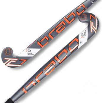 Brabo IT TC 7 hockeystick Heren Zwart