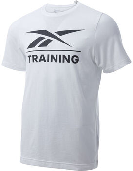 Reebok Specialized Training t-shirt Heren Wit
