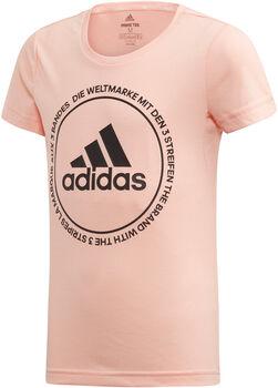 adidas Prime T-shirt Jongens Rood