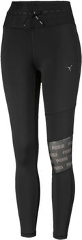 Puma Feel It Mesh 7/8 tight Dames Zwart