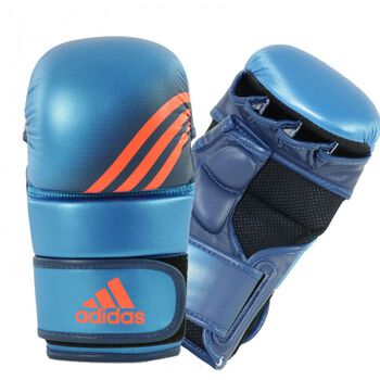 ADIDAS BOXING Speed Grappling handschoenen Heren Blauw