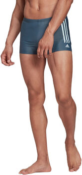 adidas Semi 3-Stripes zwembroek Heren Blauw