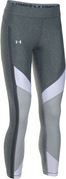 Under Armour Heatgear Color Anke Crop broek Dames Grijs