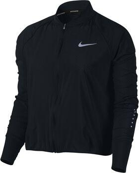 Nike Running Jacket Dames Zwart